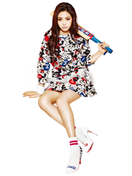 150821. [Render/PNG] Apink Naeun by EXOtic-Shinniee