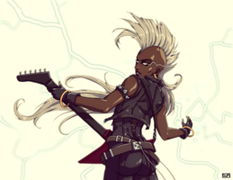 Mohawk Storm by suppa-rider