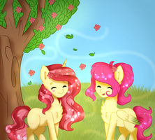 Spring Contest by TreeGreen12