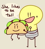*tacobulb* by cookiiecats