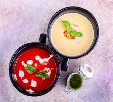 Soups Up! by ian-roberts