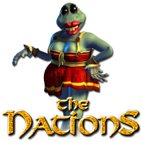 The Nations Custom Icon by thedoctor45