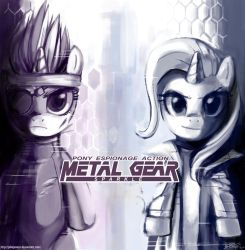 Metal Gear Sparkle by johnjoseco