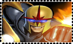 Nova Stamp by WOLFBLADE111