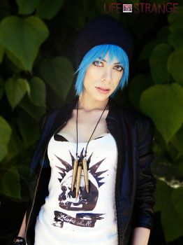 Chloe Price cosplay by LilituhCosplay