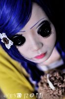 Button.Eyes - Coraline by Esd13731