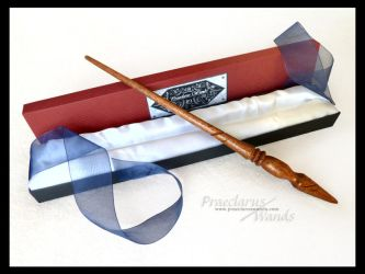 Handmade Wand SP-999T by PraeclarusWands