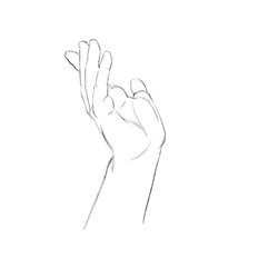 Hand Practice 3 by marilu597