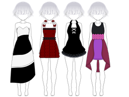 Dress Exports by LollyDamnPop