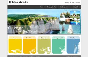 Holidays Manager by stardexign