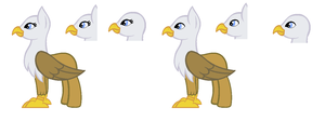 Hippogriff Base by EdgeofFear