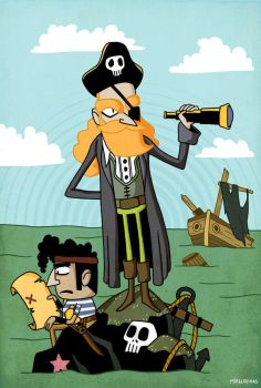 Pirates by mikelodigas