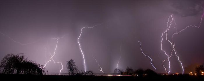 Plethora of Lightning by Delusionist
