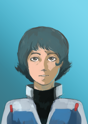 Kamille by nicollearl