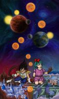 Intergalactic Royalty by SallyVinter