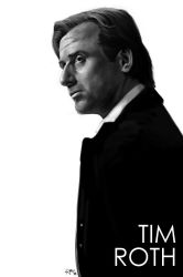 Portait of Tim Roth by ReneAigner