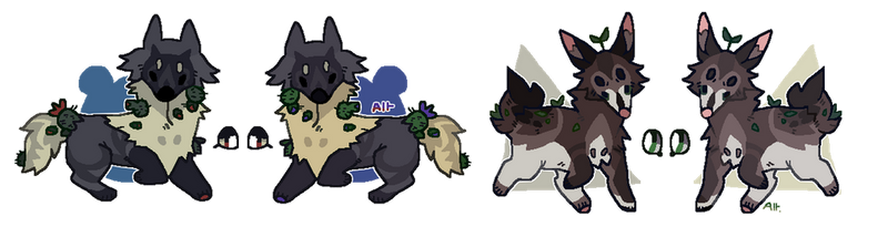 Plant Puppers - Pendin by SmolMidget