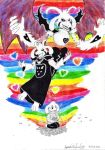 Asriel Dreemurr - Hopes and Dreams by Burn-Graphite