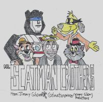 Scatman Crothers Tribute by CelmationPrince