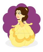 Belle by knightJJ