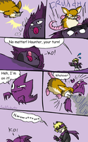 HG Nuzlocke : 143 by SaintsSister47