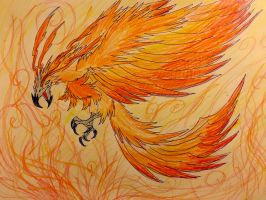 The Phoenix by DoritoDoge