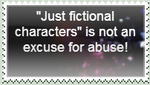 Fictional characters is No Excuse! by TechouNoPenki