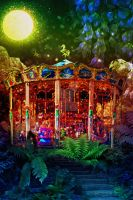 Mystical Land of Carousel's by morosity