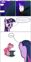 Comic: The Ruse... (Part 4/4) by Photonicsoup