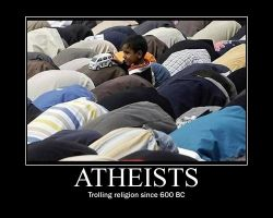 Atheists by Darkman140