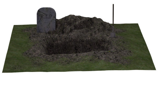 Grave 01 by Free-Stock-By-Wayne