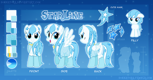StarLine Reference Sheet by Sonnatora