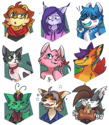Feb2017-icons by ClefdeSoll