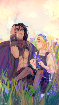 Forget me not by ArFaise