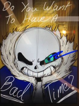 Bad Time by Lucajones
