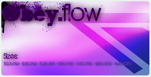 Obey.flow by terfone313