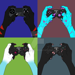 Gamer icons - batch 3 by HellCharm