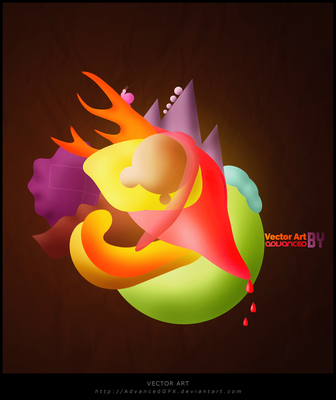 Colorful Vector Art by AdvancedGFX