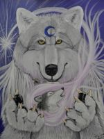 Heart of the Wolf by Tim-berWolf