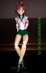 Sailor Jupiter Figure S.H. Figuarts by nover