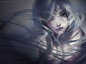 Leaden by yuumei