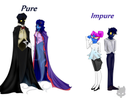 Sombrians' Anatomy Page 1 Pure and Impure by DebbyGattaTheBest