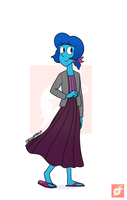 Steven Summer of Fashion - Lapis by Creativegreenbeans