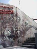 Maian Faces by GraffMX