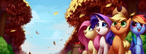 The Day When Fall Comes by LA-ndy