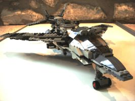 Lego Jet by Give1000Smiles