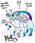 Pluffets Species Concept by ThatCreativeCat