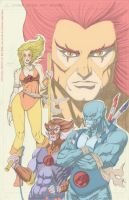 Thundercats by RV1994 - colour by haydenyale