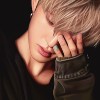 B.I (iKON) by TYV-ART