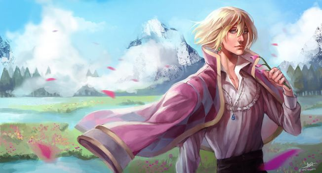 howl by Afternoontm